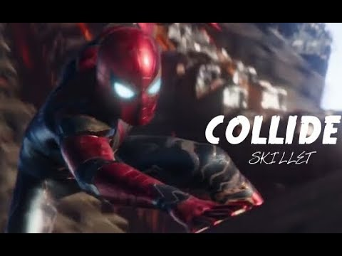 Marvel: AMV - Collide