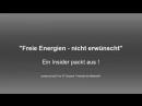 Frieden rockt - Freie Energie nicht erwünscht Ein Insider packt aus !