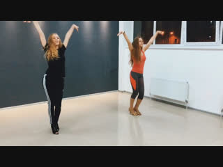 BACHATA lady's style | Alina Polustarchenko | BIALES DANCE