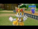 Sonic Boom/Соник Бум - 2 сезон - 04 серия - Опустевший город