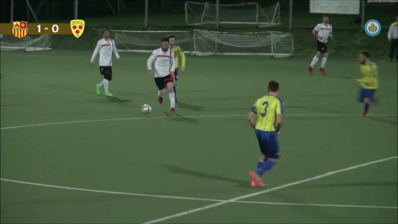 Коппа Титано 2017-18. Тре Фьори - Доманьяно (0:1)