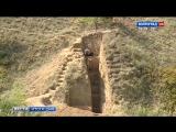Возобновлены археологические раскопки стоянки каменного века в Сухой Мечетке