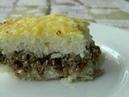 Очень вкусная запеканка с рисом и фаршем в духовке видео рецепт