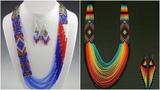 Latest Wonderful Handmade Ethnic Beads Jewellery Design