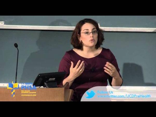 Dentistry: Building a Competitive Application: Antonina Capurro, D.M.D., M.P.H. (2013)