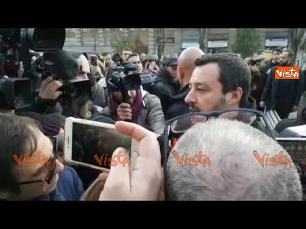 Salvini: A me piace Italia che aiuta gli ultimi, rispetto contratto