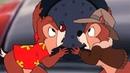 Чип и Дейл спешат на помощь - Серия 25, Забавный оборотень Мультфильмы Disney