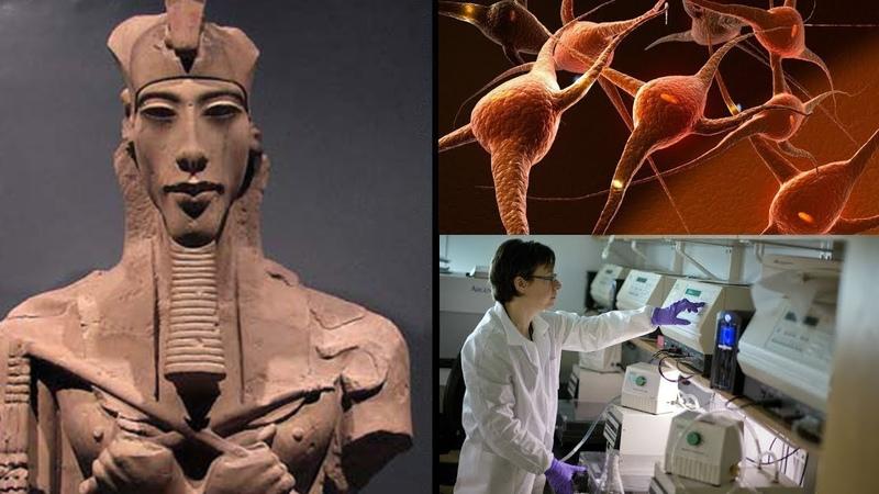 Новое открытие! ДНК египетского фараона не из этого мира? (2019-2020)