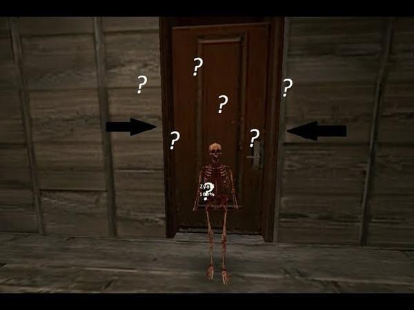 Garry's mod. Horror map. The villag-Part 1. Кто то стучит нам в дверь