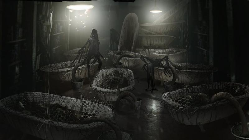 RESIDENT EVIL 7 - More Concept Art Photos - Thankyou Evil Lord, Batch 2