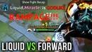 LIQUID vs FORWARD Miracle Perspective RAMPAGE like M GOD MegaFon Winter Clash Dota 2
