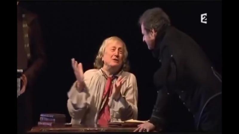 Dialogue entre Colbert et Mazarin, de Antoine Rault - Le Diable rouge -