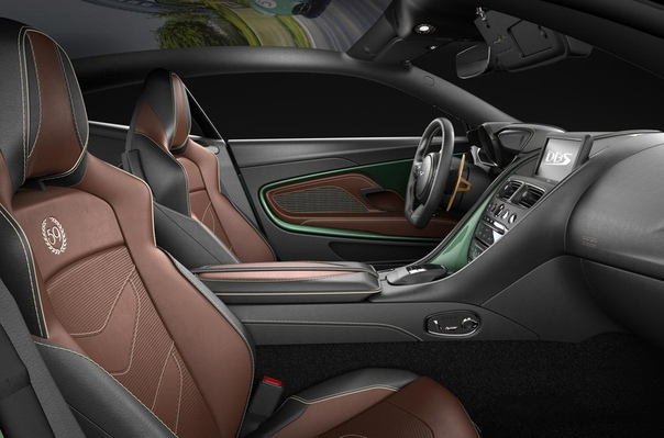 Ограниченное издание экстремального Aston Martin посвятили «24 часам Ле-Мана». Отделение эксклюзивных проектов Q by Aston Martin по заказу дилерского центра марки из Кэмбриджа разработало