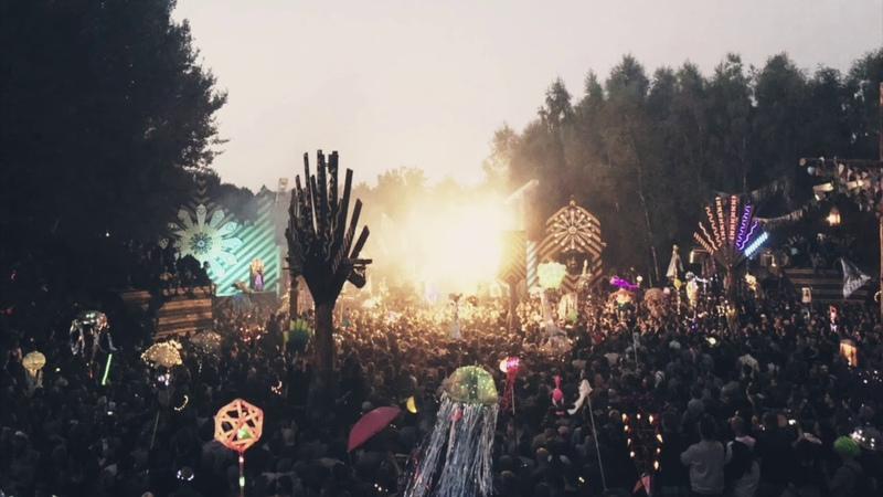 Monolink live Fusion Festival 2018