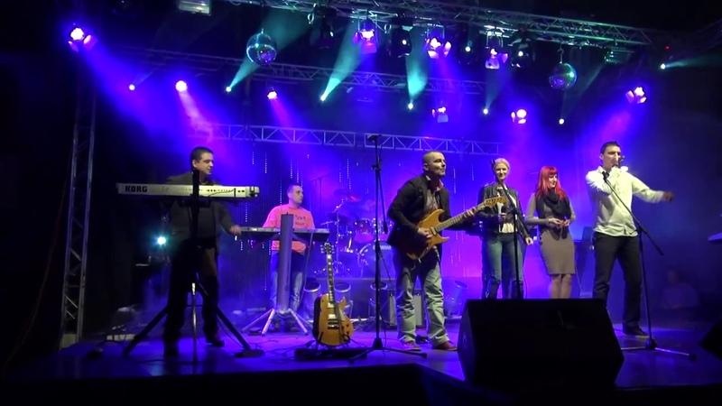 DJORDJE i Fenix Band Cacak Za Svadbe   Digni Ruku   Mladenovac   Koncert   Bend  Cover