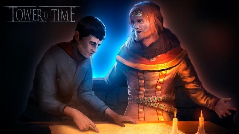 РУССКИЙ ЯЗЫК ПОДВЕЗЛИ! • Tower of time 3