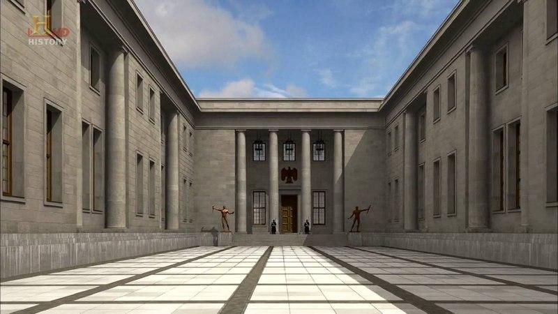 Albert Speer's New Reich Chancellery