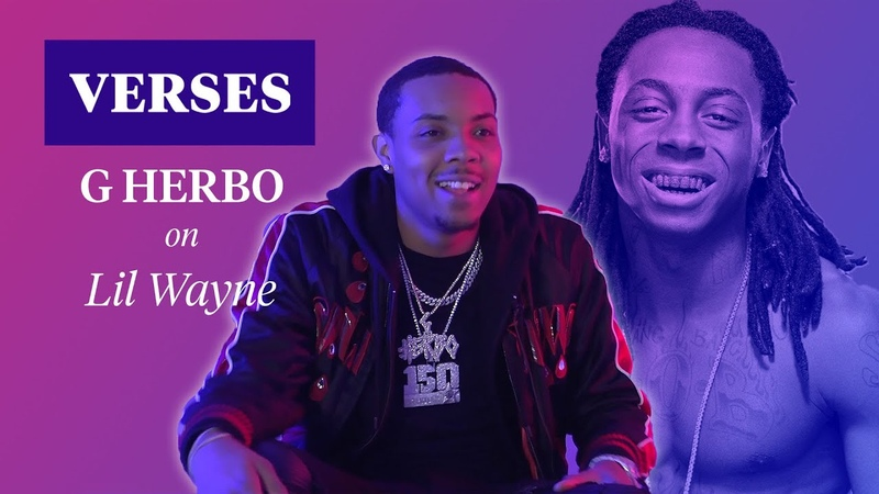 """G Herbo's Favorite Verse Lil Wayne's """"Ride for My Niggas (Sky is the Limit)"""""""