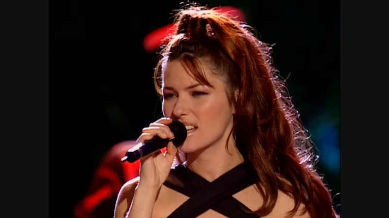 Shania Twain If You're Not In It For Love I'm Outta Here Live in Miami USA 1999 Улучшенное звучание