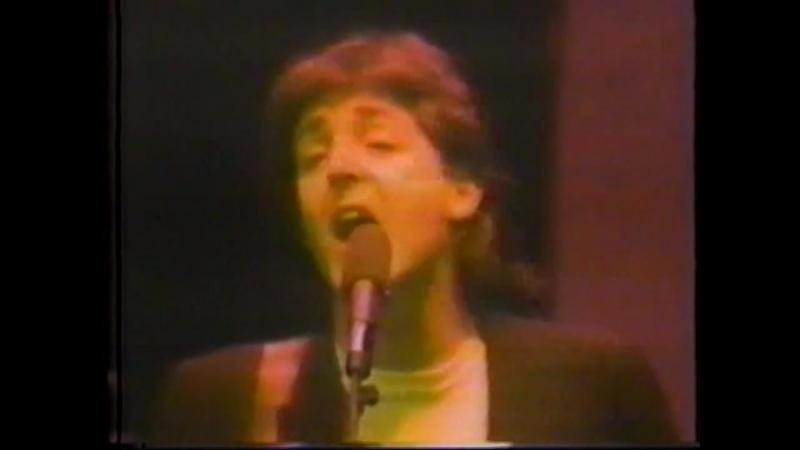 Paul McCartney Wings Got to Get You Into My Life 1 7 Rock for Kampuchea 1981 U S TV Version Night Flight