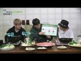 180611 EXO CBX @ Travel the World on EXO's Ladder Episode 16