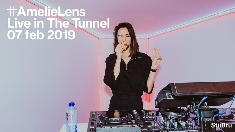 The Tunnel —Amelie Lens