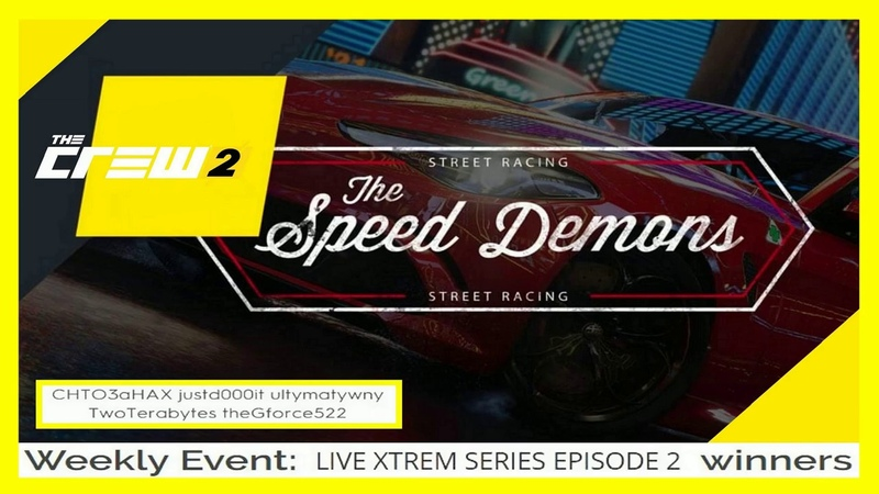 THE CREW 2 GOLD EDiTiON (WiNNER WEEKLY EVENT) LIVE XTREM SERIES EPISODE 2 PART 892 ...