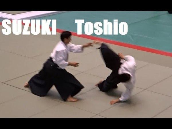 Toshio Suzuki Shihan - 56th All Japan Aikido Demonstration