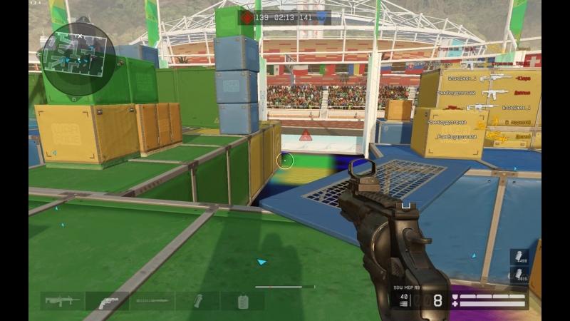 Решил переустановить Nvidia GeForce Experience во время боя...)