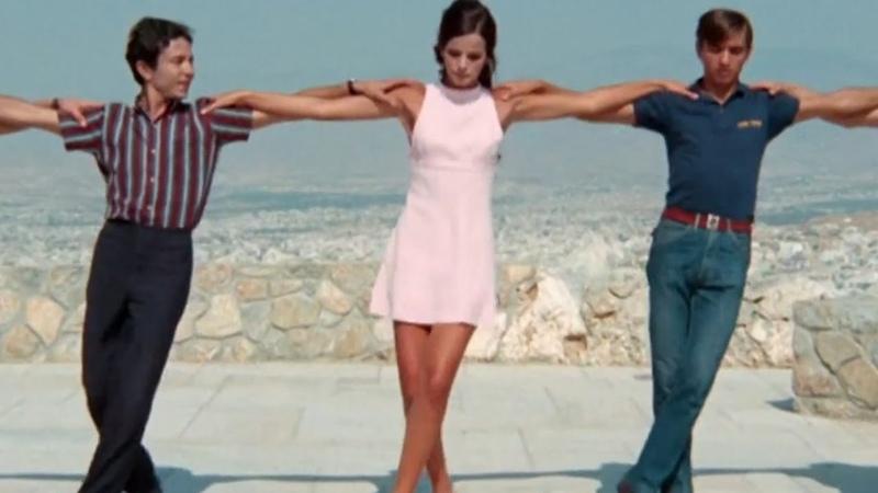 ΓΙΑΝΝΗΣ ΜΑΡΚΟΠΟΥΛΟΣ - Χορός κάτω από την Ακρόπολη