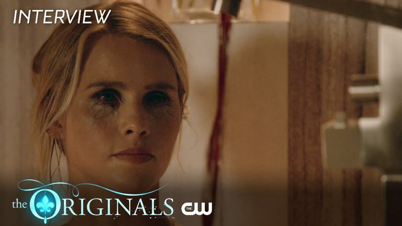 The Originals | Season 5 - Claire Holt Interview | The CW