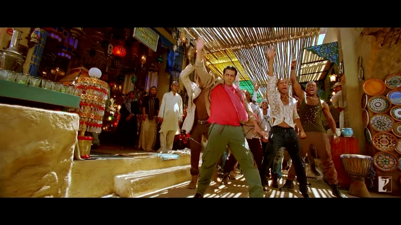 Mashallah - Full Song Ek Tha Tiger