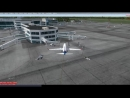 LIVE Stream ✈Летим из Москвы в Сочи!✈ Boeing 737-800 Диспетчерский контроль на всем маршруте