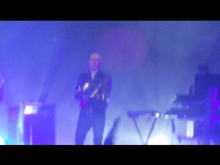 Domino Dancing - Show Pet Shop Boys em SP