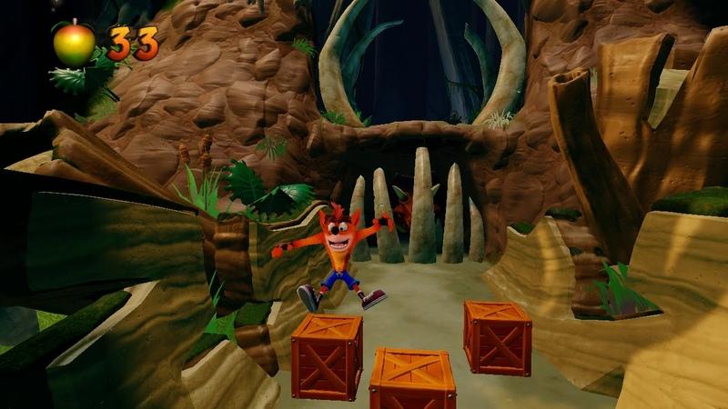 [PC] Crash Bandicoot 3 [N. Sane Trilogy] - 11. Bone Yard [Platinum Relic]