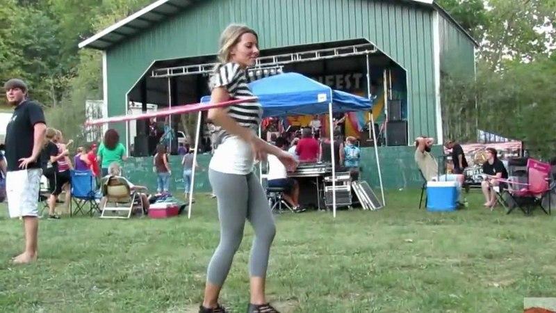 Hula Hoop Sexy