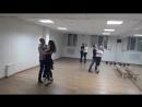Хастл_парные танцы на Ново-садовой