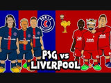 🔵PSG vs LIVERPOOL🔴 (Champions League Preview 2018 Dean vs Sam!)