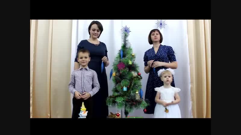 Команда № 15 - МБДОУ Детский сад № 7 х. Джумайловка, Краснодарский край - Ролик № 1