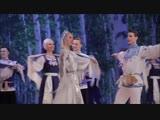 Красноярский Академический Ансамбль танца Сибири им Годенко Хороводная пляска с трещетками