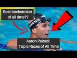 Aaron Peirsol Top 5 Races