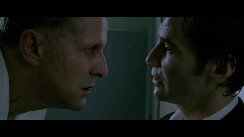 Разговор с Дьяволом - Константин Повелитель тьмы (2005) отрывок фрагмент эпизод