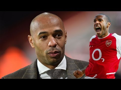 Arsenal Hold Talks With Mikel Arteta Thierry Henry To Hold Talks With Arsenal