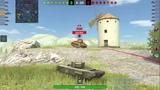 World of Tanks Blitz ОДИН ПРОТИВ ДВОИХ НА ЧЕРЧИЛЕ