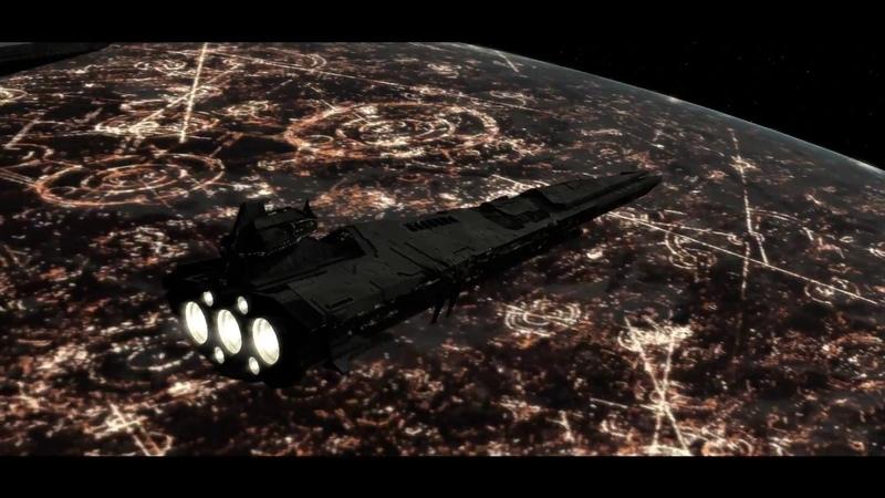 Sith Interdictors and Centurions vs Arc Hammer Imperial Battle Line