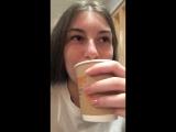 Как пьют приличные девушки...