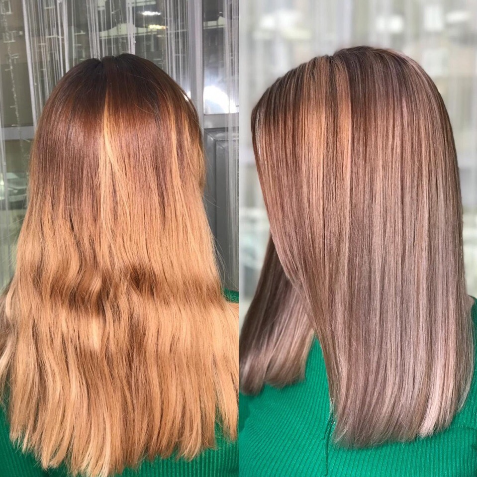 Почему волосы стоит нарастить у нас