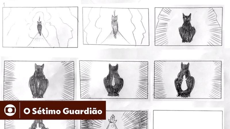 O Sétimo Guardião: confira o making of da abertura