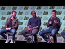 Chris I was gonna defend Sebastian I have a soft spot Hail evanstan @ Ace Comic Con 2018