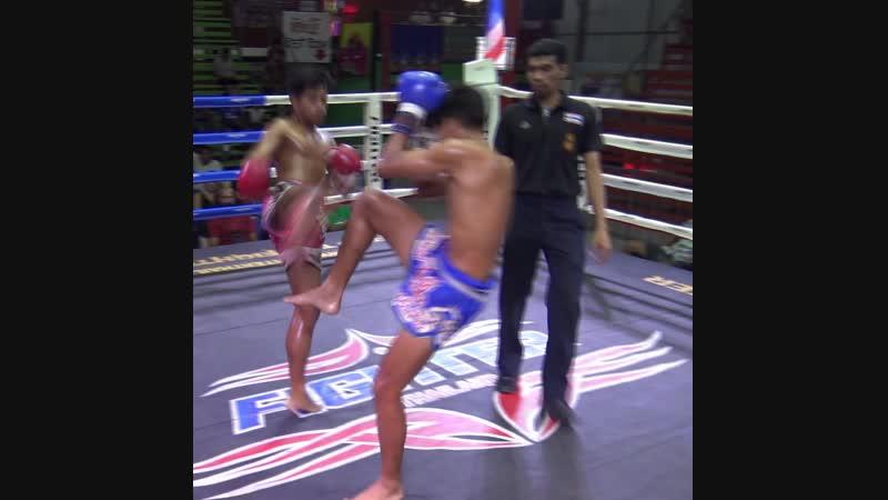 Tiger Muay Thai MMA Training Camp, Phuket, Thailand - 10 second KO_ M-2 TigerMuayThai vs Genglailek _ Facebook